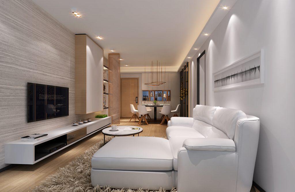 豪宅客廳裝潢